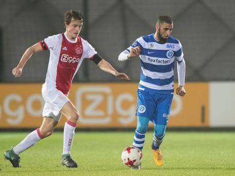 El Jebli na zege op Jong Ajax: Had wel 1-8 kunnen zijn