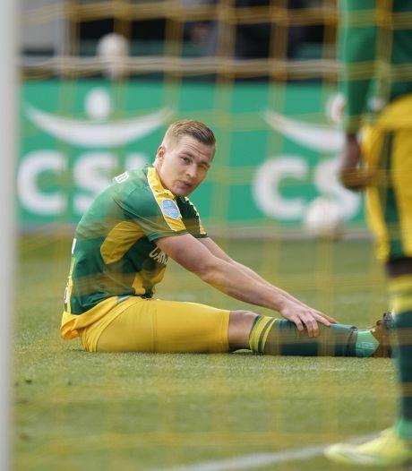 Au, au, Den Haag! ADO fysiek afgetakeld en mentaal opgebrand: 'Kan niet dat we zó veel spelers missen'