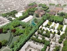 Bouwplannen bij Kloostervelden: het uitlaatveldje blijft, het hertenkampje niet