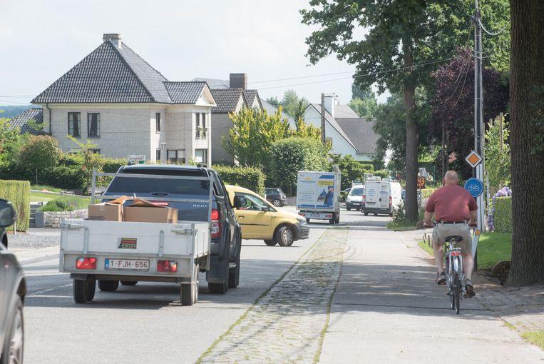 In 2018 beginnen de werken in de Van Landaststraat.