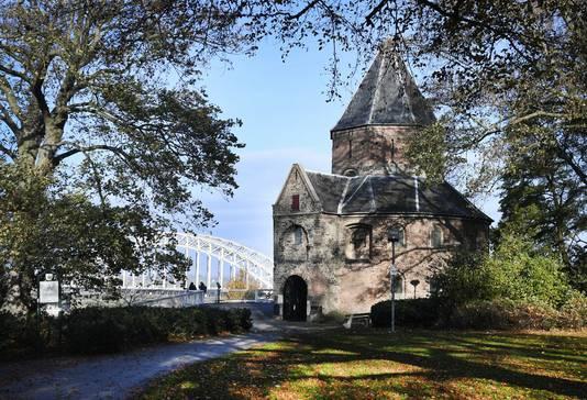 De Sint-Nicolaaskapel.