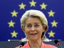 Europese 'troonrede' Von der Leyen: coronacrisis bewijst nut van de Unie