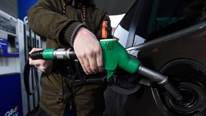 L'essence n'avait plus été aussi chère depuis 2013