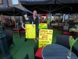 Rik verbouwt zijn terras tot park: 'Dan mag ik wel open'