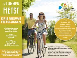 Ontdek de streek met drie nieuwe fietslussen