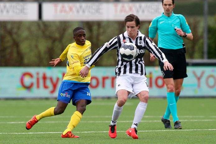 Cambuur Herstelt Zich Van Teleurstelling In Beker Nederlands Voetbal Destentor Nl