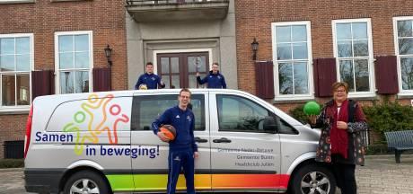 Buurtsportcoaches in Buren en Neder-Betuwe  verder onder nieuwe naam