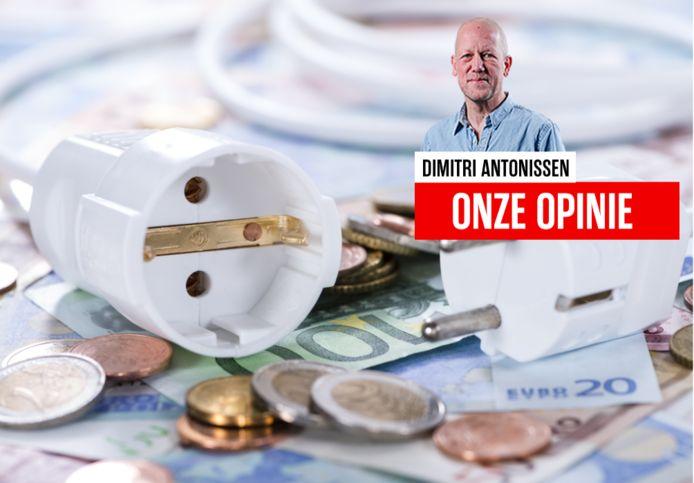 """De stijgende gas- en elektriciteitsprijzen dreigen steeds meer Vlaamse gezinnen de """"energiearmoede"""" in te drijven."""