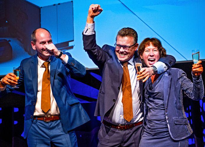 Winnaar van de Rotterdamse Ondernemersprijs 2017: Tuinderij Vers.