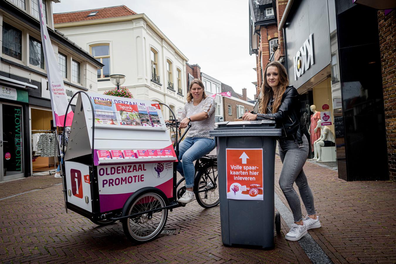 Oldenzaal Promotie krijgt extra budget van de gemeente voor een betere city-marketing van de stad.