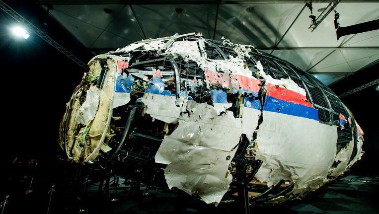 MH17. Beeld anp