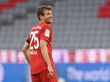 Thomas Müller se rapproche d'un record de Kevin De Bruyne