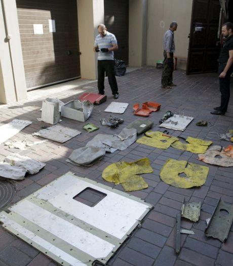 Reconstructie voorzijde MH17 wordt binnenkort getoond