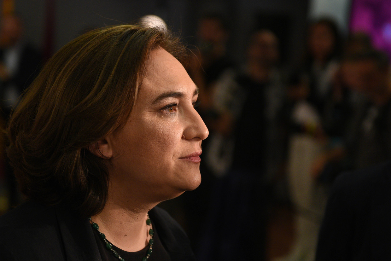Burgemeester van Barcelona Ada Colau.  Beeld LightRocket via Getty Images