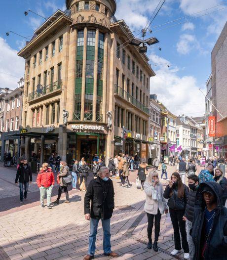 'De reuring is terug, de Arnhemse binnenstad leeft gelukkig weer'