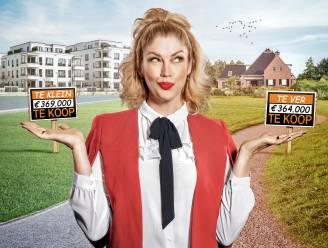 Kelly Pfaff gaat op zoek naar de droomwoning van Lien & René (maar belandt in een uitvaartcentrum)