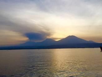 Indonesië sluit drie luchthavens na Vulkaanuitbarsting