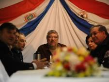 L'ex-président paraguayen viole la Constitution