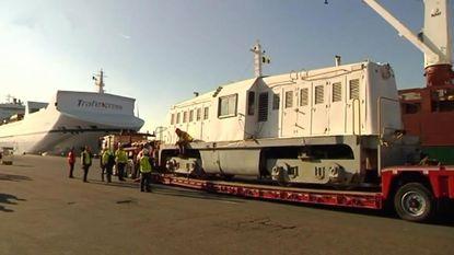 Zeldzame locomotief uit WO II keert terug