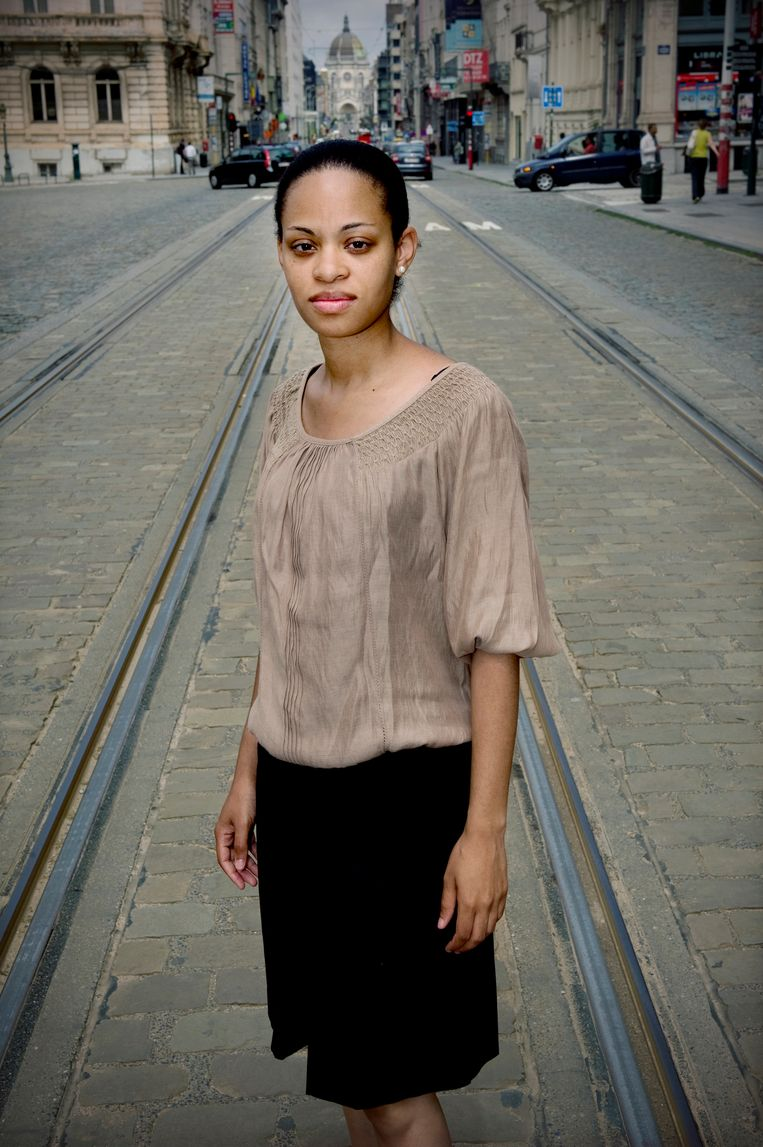 Nadia Nsayi Beeld Isabel Pousset