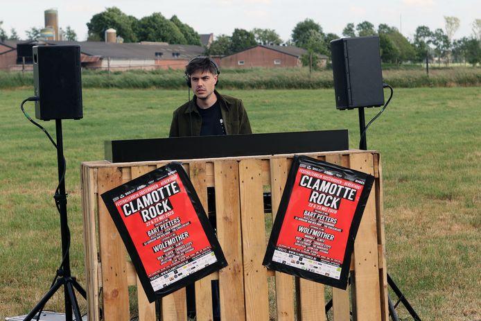 Vorig jaar stond DJ Hypesquad achter de draaitafels op een lege festivalweide in Herenthout.