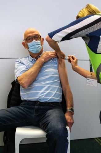 Tempo gaat verder de hoogte in: nu gemiddeld meer dan 62.000 vaccinaties per dag in België