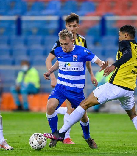 Thomas van den Belt ziet contractverlenging bij PEC als beloning voor afgelopen seizoen