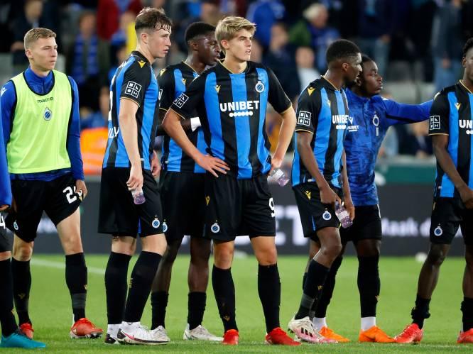 """Club Brugge zet voet naast Europese topclubs op fysiek vlak: """"Clubs schrikken wanneer ze onze data zien"""""""