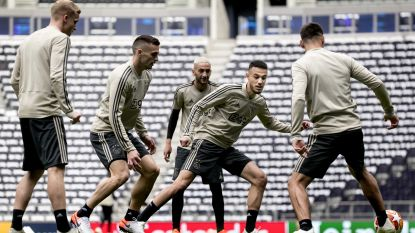 """""""Ajax is weer Ajax... De bal gaat sneller dan de benen"""""""