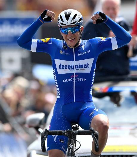 Fantastique one-man show de Remco Evenepoel sur le Tour de Belgique