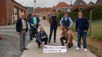 Oosterzele wil blijven fietsen na de lockdown