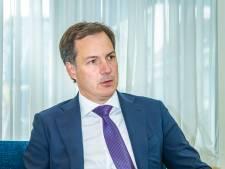 Alexander De Croo plaide pour la vaccination des Diables Rouges avant l'Euro