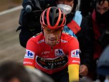 Spectacle sur la Vuelta: Roglic s'envole vers le sacre après une grosse frayeur