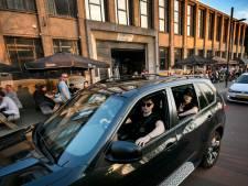 Patserbakken wekken irritatie bij horecaondernemers in Eindhoven