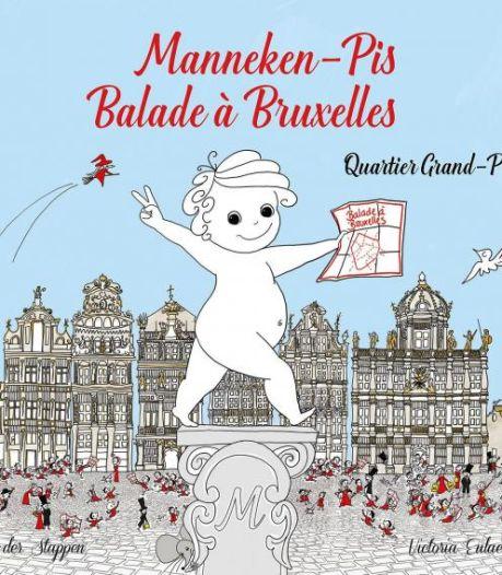 Manneken-Pis vous emmène en balade: une chouette activité à faire en famille pour redécouvrir le centre de Bruxelles