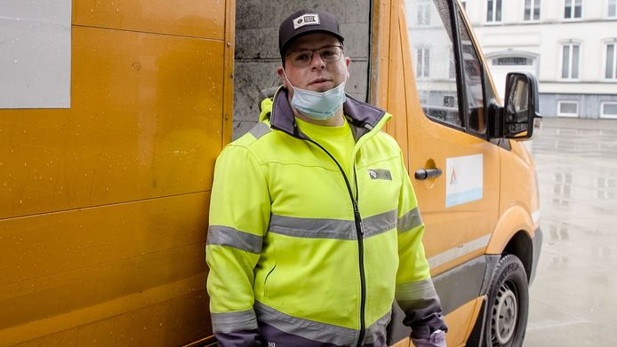 De Vuilste Job Van Vlaanderen