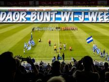 Supporters willen promotie De Graafschap kunnen vieren: 'Je ziet wat er elders gebeurt'