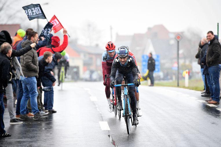 Alejandro Valverde eindigde uiteindelijk als elfde Beeld BELGA