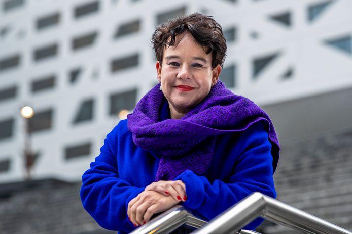 De Utrechtse burgemeester Sharon Dijksma (49).