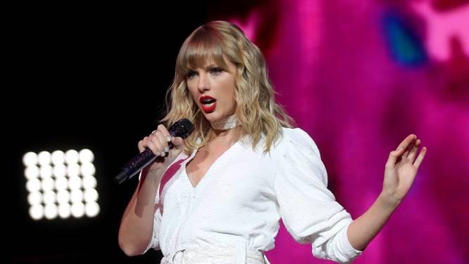 """Nieuwe opnames van Taylor Swifts oude platen komen opnieuw in aanmerking voor de Grammy's: """"Wat een hebzucht"""""""