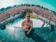 Inspiratieloze Sam Feldt in Dubai en Sylvie Meis 'shines bright like a diamond'