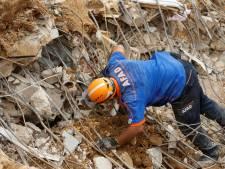 Reddingswerkers Beiroet zoeken overlevenden, maar vinden alleen doden