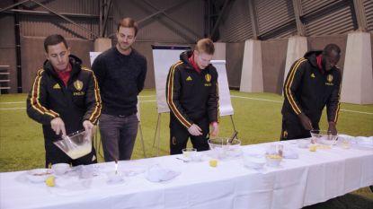 66ste Gouden Schoen heeft Duivels randje: Hazard, De Bruyne en Lukaku zorgen voor de mayonaise