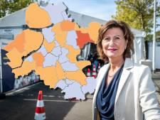 KAART | Duidelijke stijging positieve tests in Oost-Nederland (maar houdt Hattem nog de nul?)