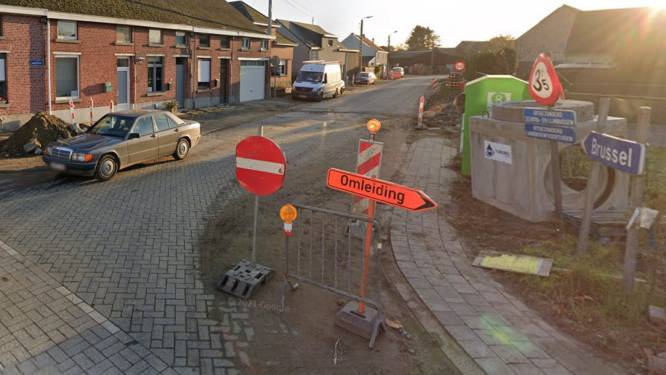 Kruispunt Mortelstraat en Lipsestraat afgesloten voor laatste fase werken