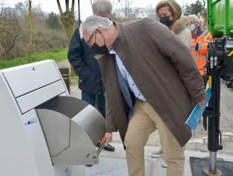 Nieuwe ondergrondse afvalcontainers moeten Knokke-Heist proper houden