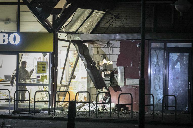 Forse toename plofkraken in Duitsland, helft verdachten komt uit Nederland