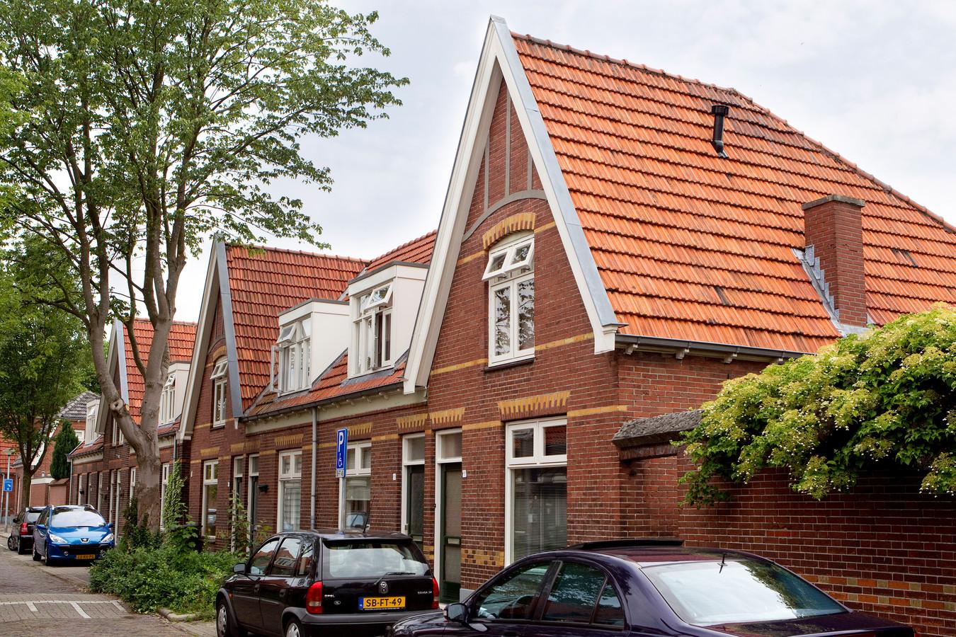 Corporatie St. Joseph deed onlangs een verduurzamingsproject aan Vellekatelaan in Almelo