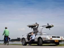 Toeren in een echte DeLorean. En nee, hij is niet te koop