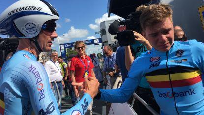Ook Tim Wellens, Yves Lampaert en Tim Declercq mogen zich opmaken voor WK wielrennen